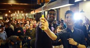 Internet startup CEO Google – Sundar Pichai tại Hà Nội