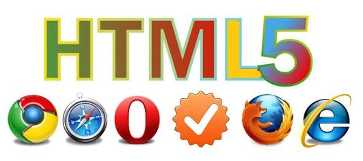 HTML 5 sự cái tiến vượt bậc thích hợp cho giao diện điện thoại