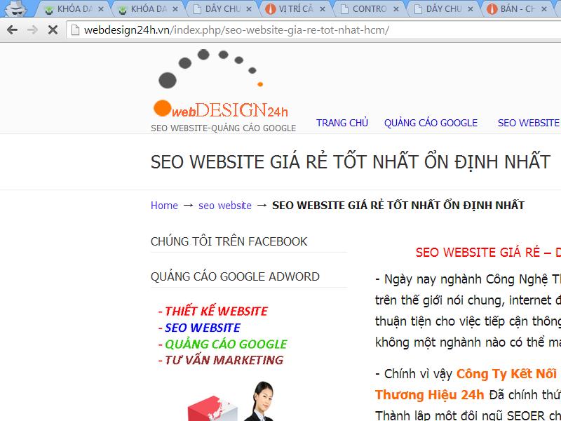 Hoc vien - www.webdesign24h.vn