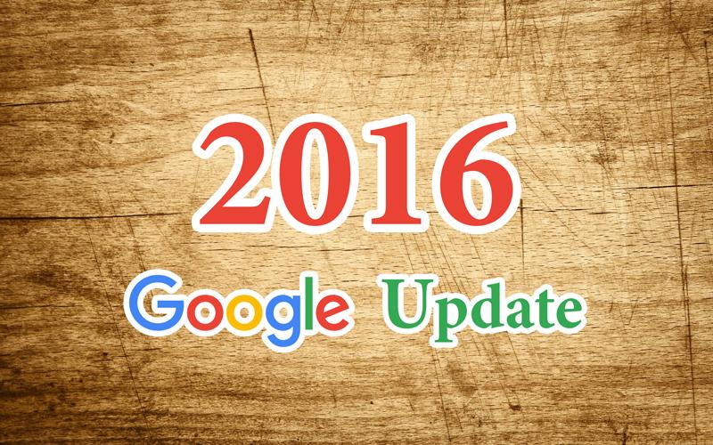 Thuật toán đầu năm của Google